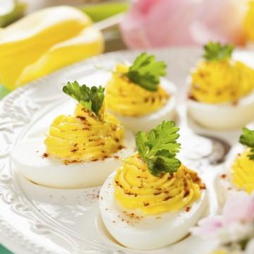 Какво да правим с останалите от Великден яйца?
