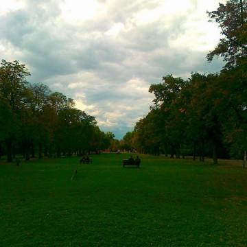 Борисовата градина - историята