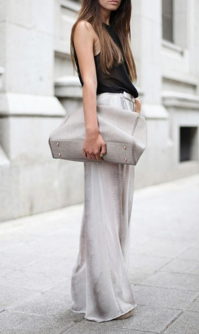 36 стайлинг идеи как да носите широки летни панталони