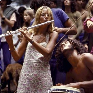 Момичетата на Уудсток в любовното лято на 1969 г.
