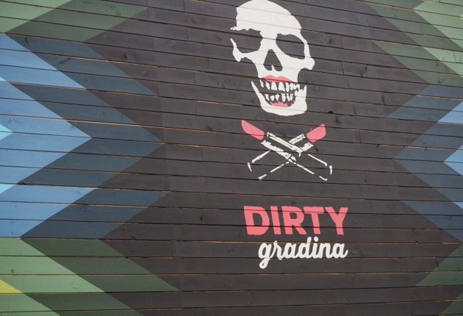 DIRTY Gradina – едно от новите попадения на морето