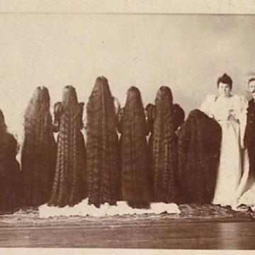 Седемте най-приятни чудеса на света – сестрите Съдърланд и техните коси