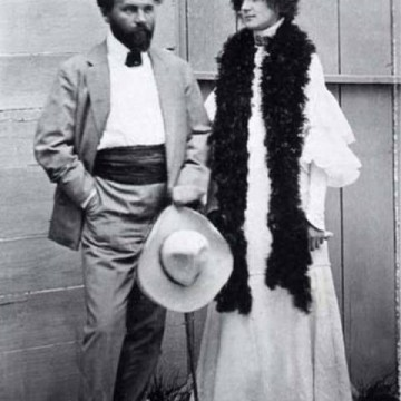 """Коя е жената от """"Целувката"""" на Густав Климт?"""