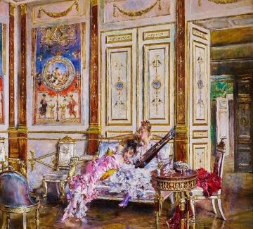 Болдини - художник и любовник на жените