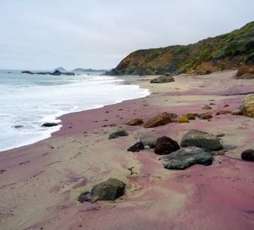 Кои са най-странните плажове в света?