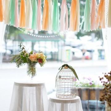 Вдъхновение за дома: лесна декорация от хартия