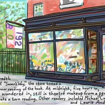 Живописните книжарници на Ню Йорк