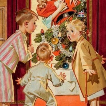 Кой е Дядо Коледа и как да го представя на дъщеря си?