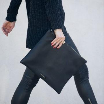 29 стайлинг идеи как да носим кожен клин или панталон