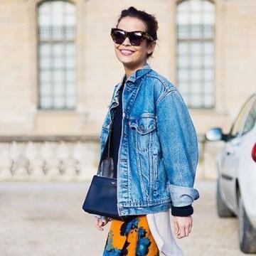 27 идеи как да носите джинсово яке