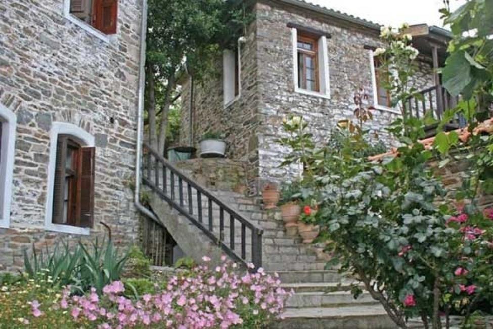 "Летни маршрути: Къща за гости ""Партенон"", Халкидики"