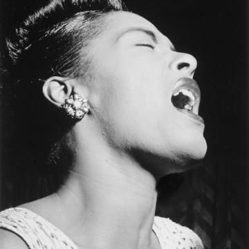 Били Холидей: Музика с аромат на гардении