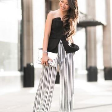 44 стайлинг идеи как да носите широки летни панталони