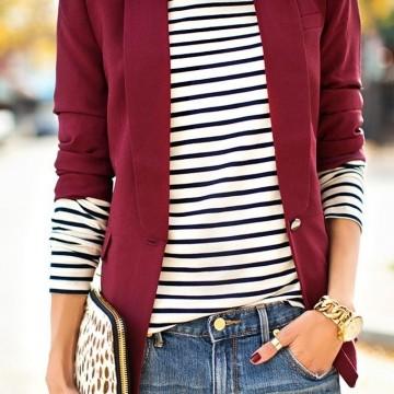 30 стайлинг идеи как да носите сако или блейзър през есента