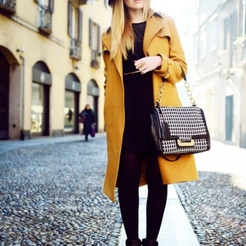 31 стайлинг идеи как да носите своя тренч или шлифер през есента