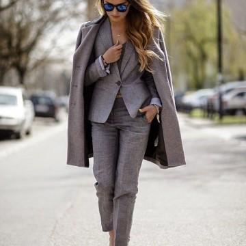 38 стайлинг идеи как да носите костюм с панталон