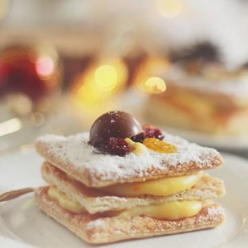 """Милфьой по класическа рецепта на """"сладкаря на сладкарите"""""""
