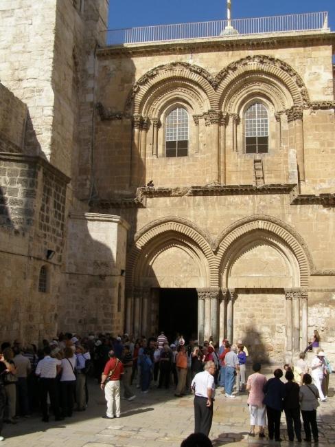 Разходка из Йерусалим в навечерието на Великден