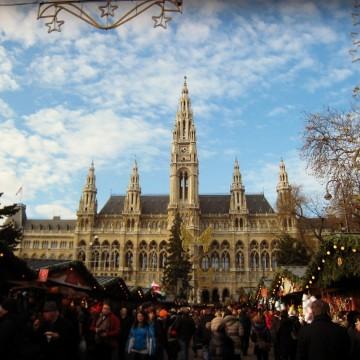 Виена е синоним на Коледа