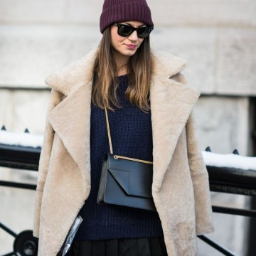 28 стайлинг идеи със зимна  шапка