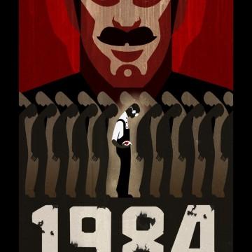 "Из ""1984"" на Джордж Оруел"