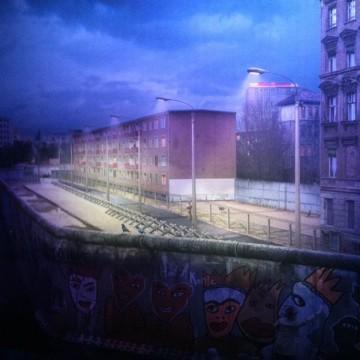 В сянката на Стената