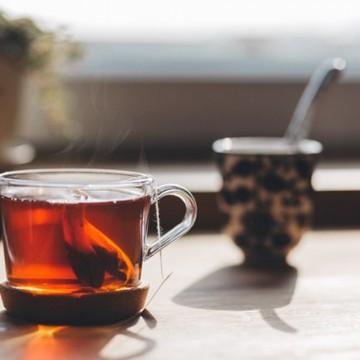 Пет места за пиене на чай