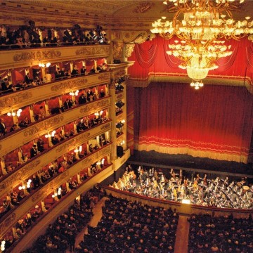 Миланската скала или душата на операта