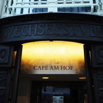 Café Am Hof във Виена