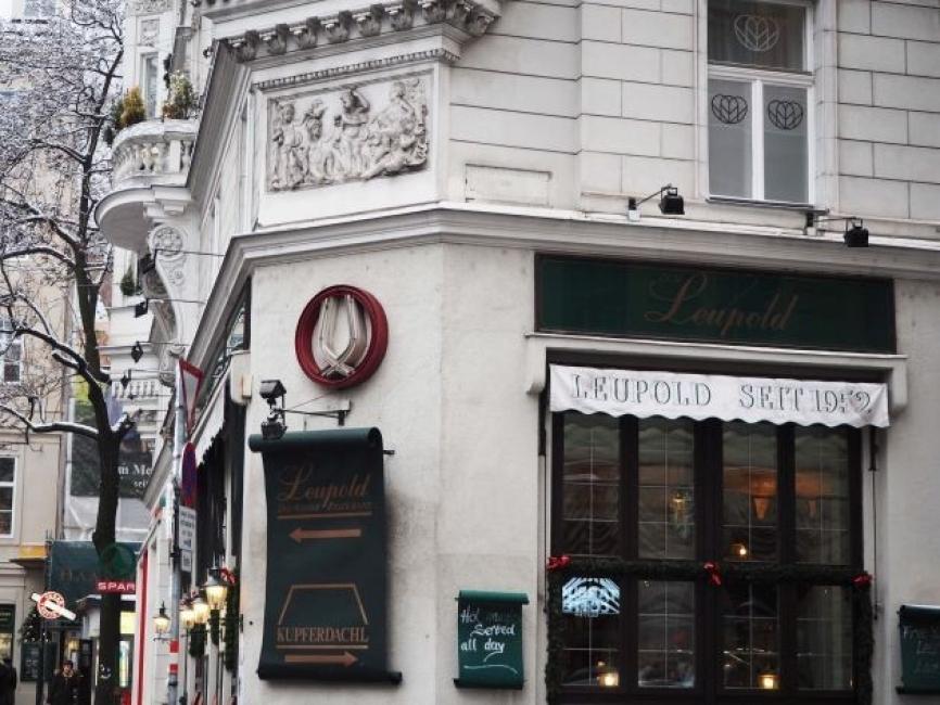 Ресторант Leupold във Виена