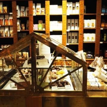 Чаената къща Haas & Haas във Виена