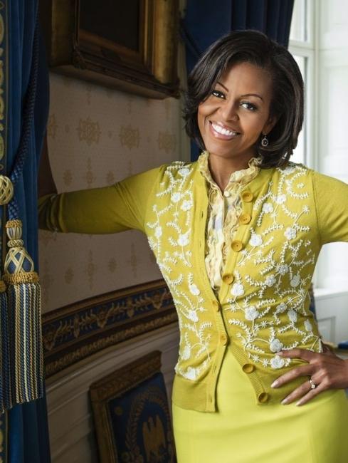 За Мишел Обама, личния стил и жилетките