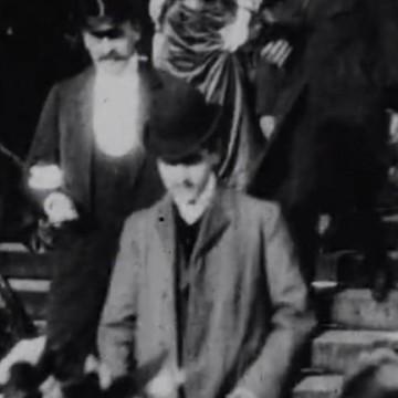 Откриха кадри на Марсел Пруст във филм от 1904 г.!