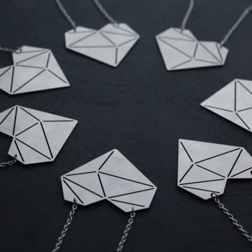 Open-Art7 – бижутата, вдъхновени от архитектура и геометрия