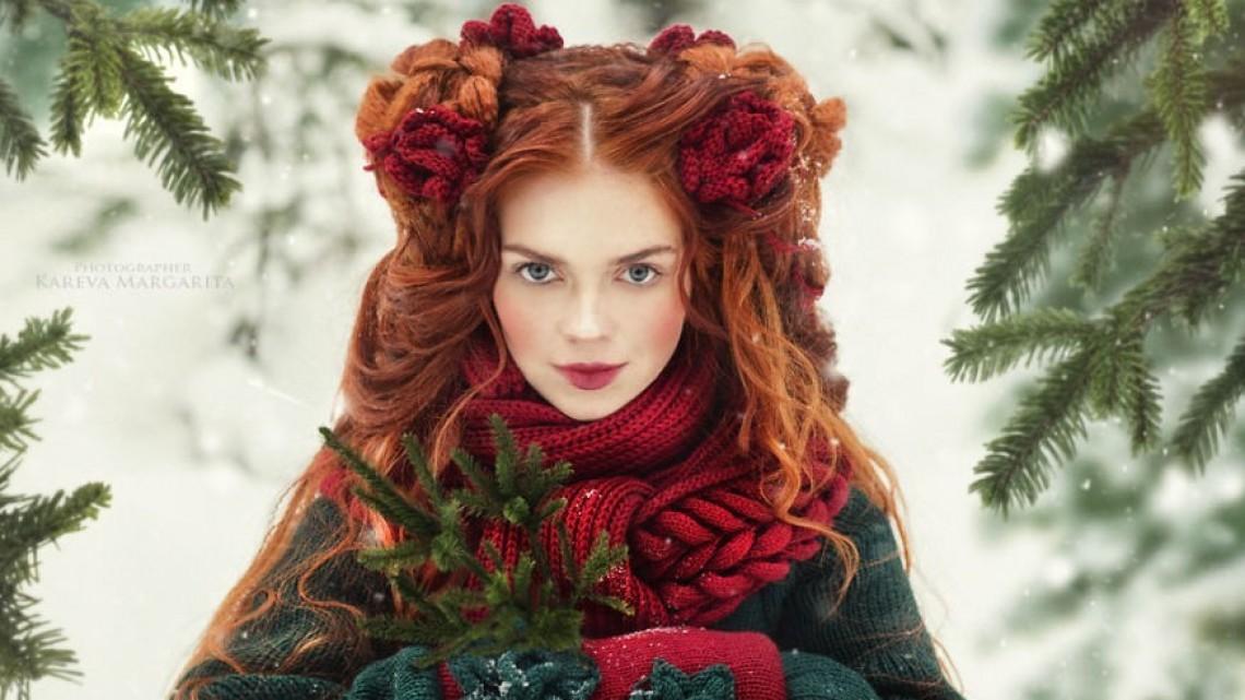 Руските приказки оживяват в прелестни снимки!