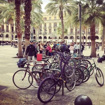 Барселона в моите снимки