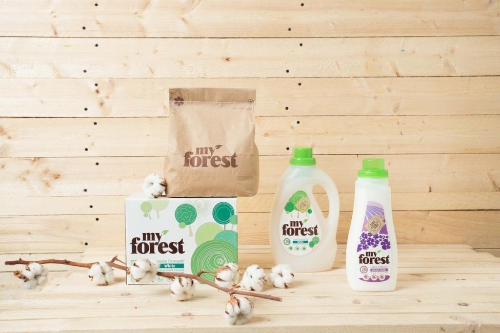 My Forest и продуктите им с грижа за вас и природата