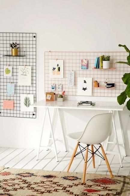 10 вдъхновяващи идеи за работното пространство у дома