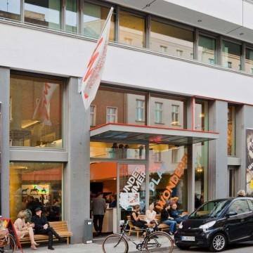 Момичешки удоволствия в Берлин: Галерията на чудесата
