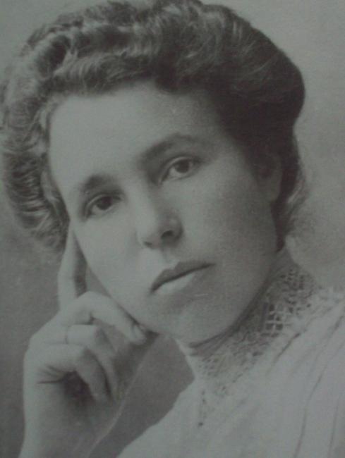 Жени Патева, будителката