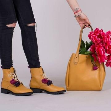 Нов пролетен сезон с обувките на Pesh.Art