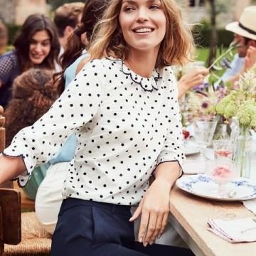 16 стайлинг идеи как да носите дрехи на точки