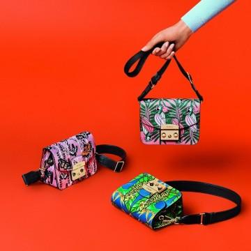Находка на деня: Малка цветна чанта