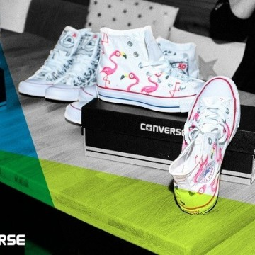 Любимият ни Converse става на 100 години!