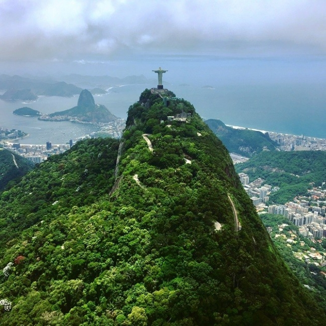 Рио де Жанейро отвисоко
