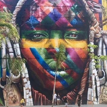 Цветното лице на Рио