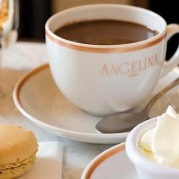 """Парижкият чаен салон """"Анжелина"""""""