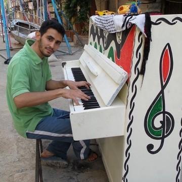 """Master of Art: """"Айхам Ахмад – пианистът от Ярмук"""""""
