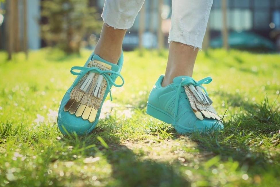 Преобразете обувките си с LASH
