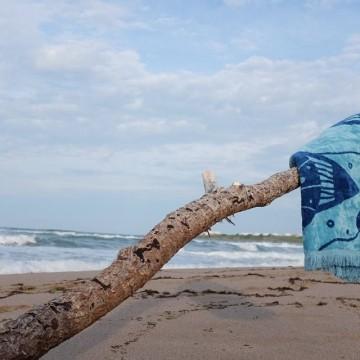 Ухание на лято с кърпите Yamabahari